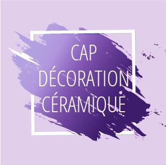 CAP Décoration céramique
