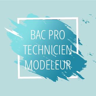 Bac pro Technicien Modeleur