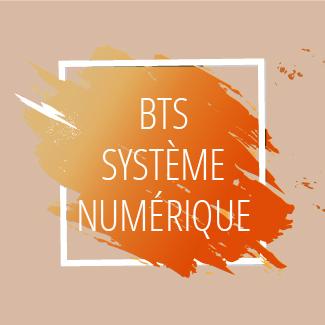 BTS Systèmes Numériques – Formation au CAEA